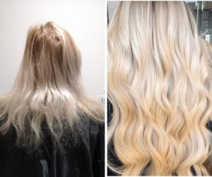 the best weft hair extensions, anthony james hairdressers in halifax