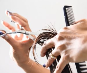 hair care for thick hair at the top hair salon in halifax