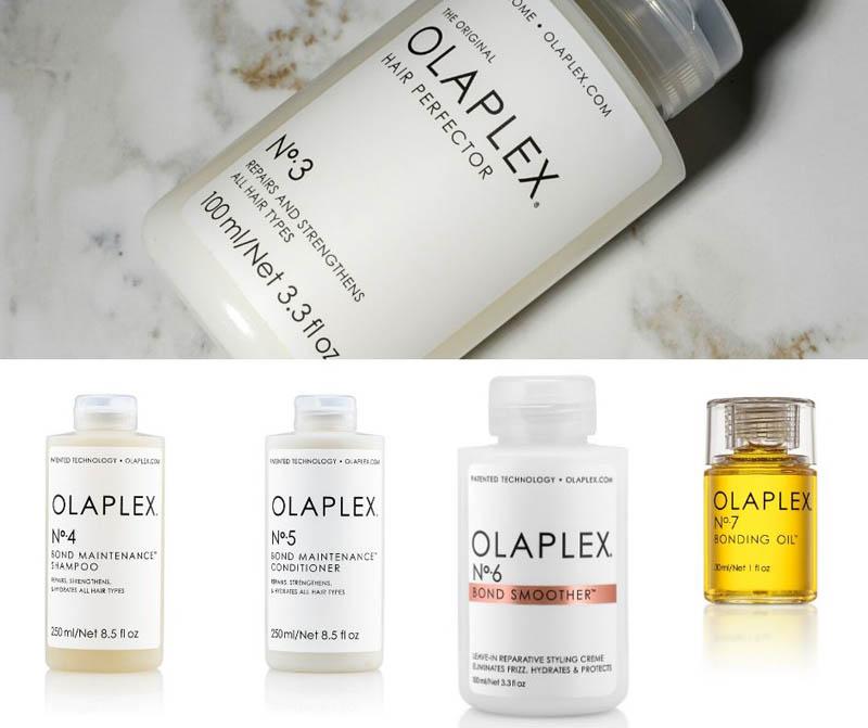 Olaplex For Damaged Hair
