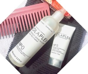 olaplex hair repair at Halifax's best hairdressers