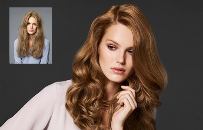 goldwell kerasilk hair smoothing treatment in West Yorkshire at Anthony James Hair Salon in Halifax