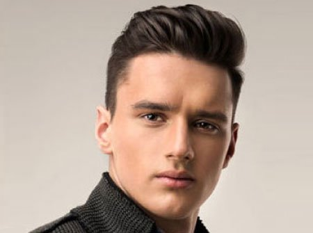 MEN'S HAIR CUTS & STYLES AT ANTHONY JAMES HAIRDRESSERS, HALIFAX