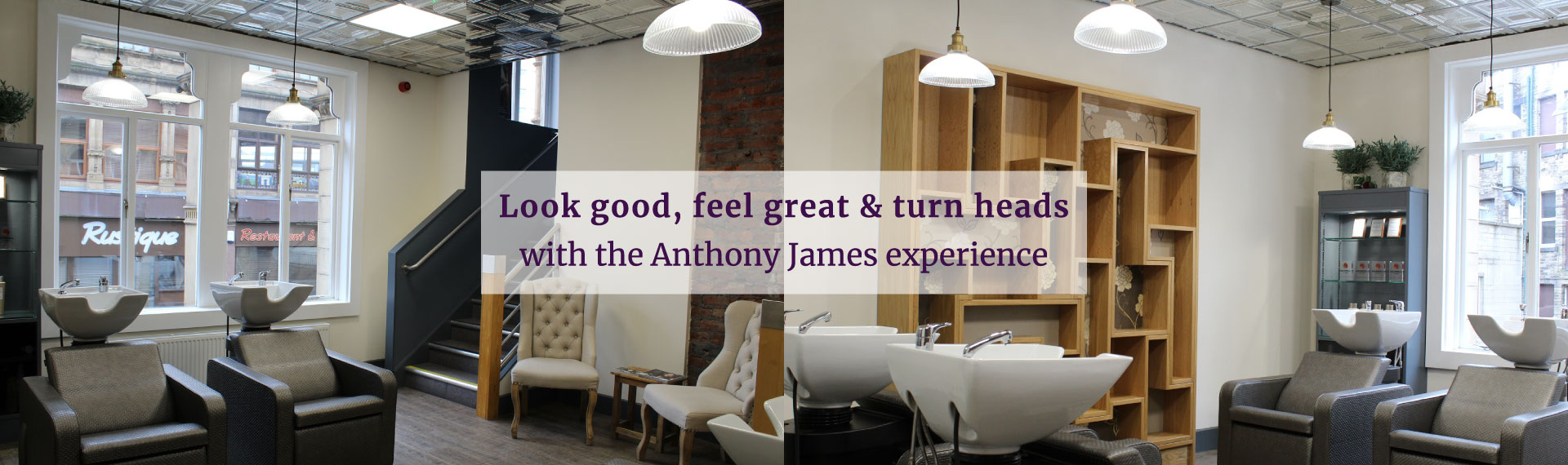 Anthony James Salon Experience, Hair Colour Experts In Halifax