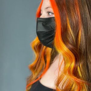 Vibrant Hair Colours For Summer at Anthony James Hair Salon in Halifax