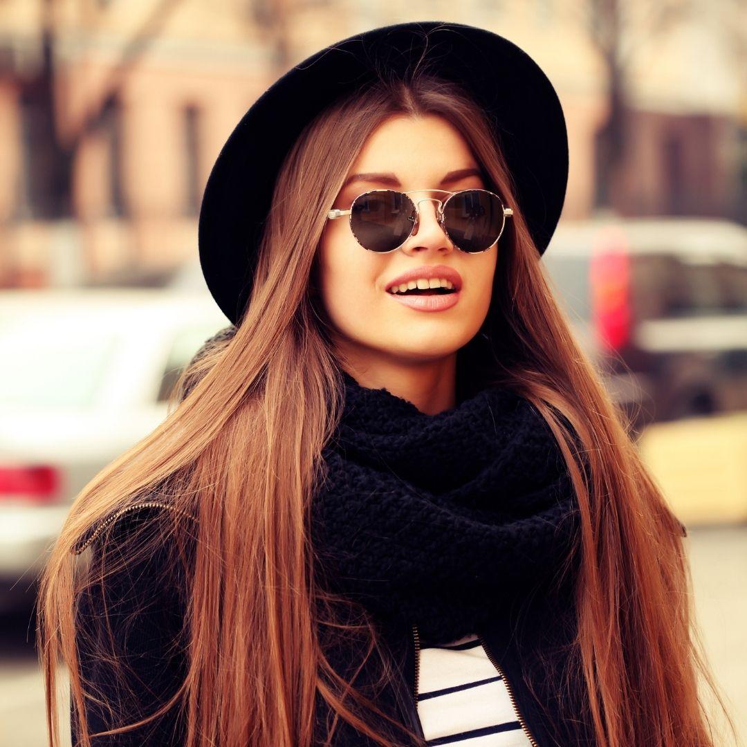 Hot Hair Colours For Autumn