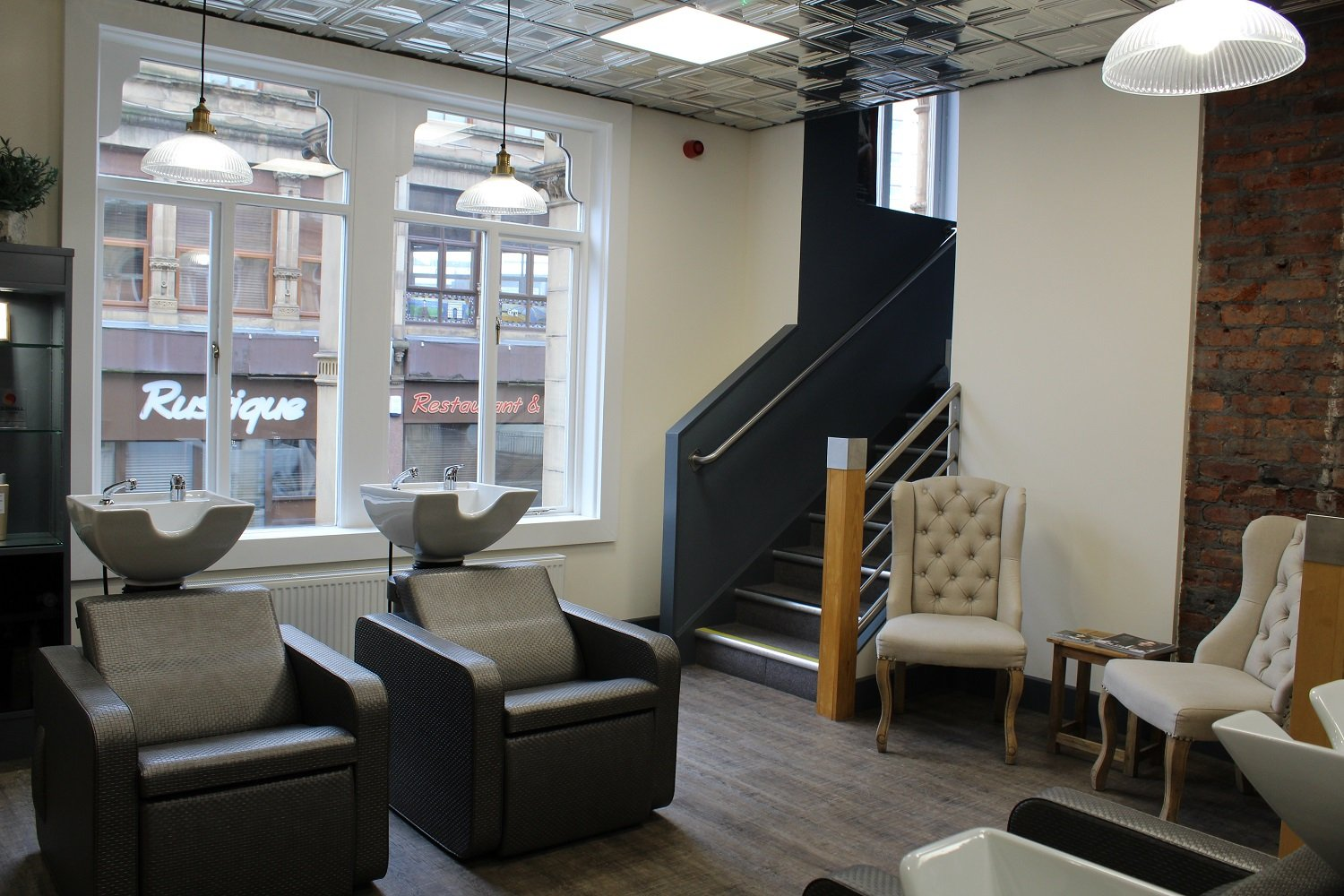 The best salon reviews at Anthony James Hairdressing Salon in Halifax