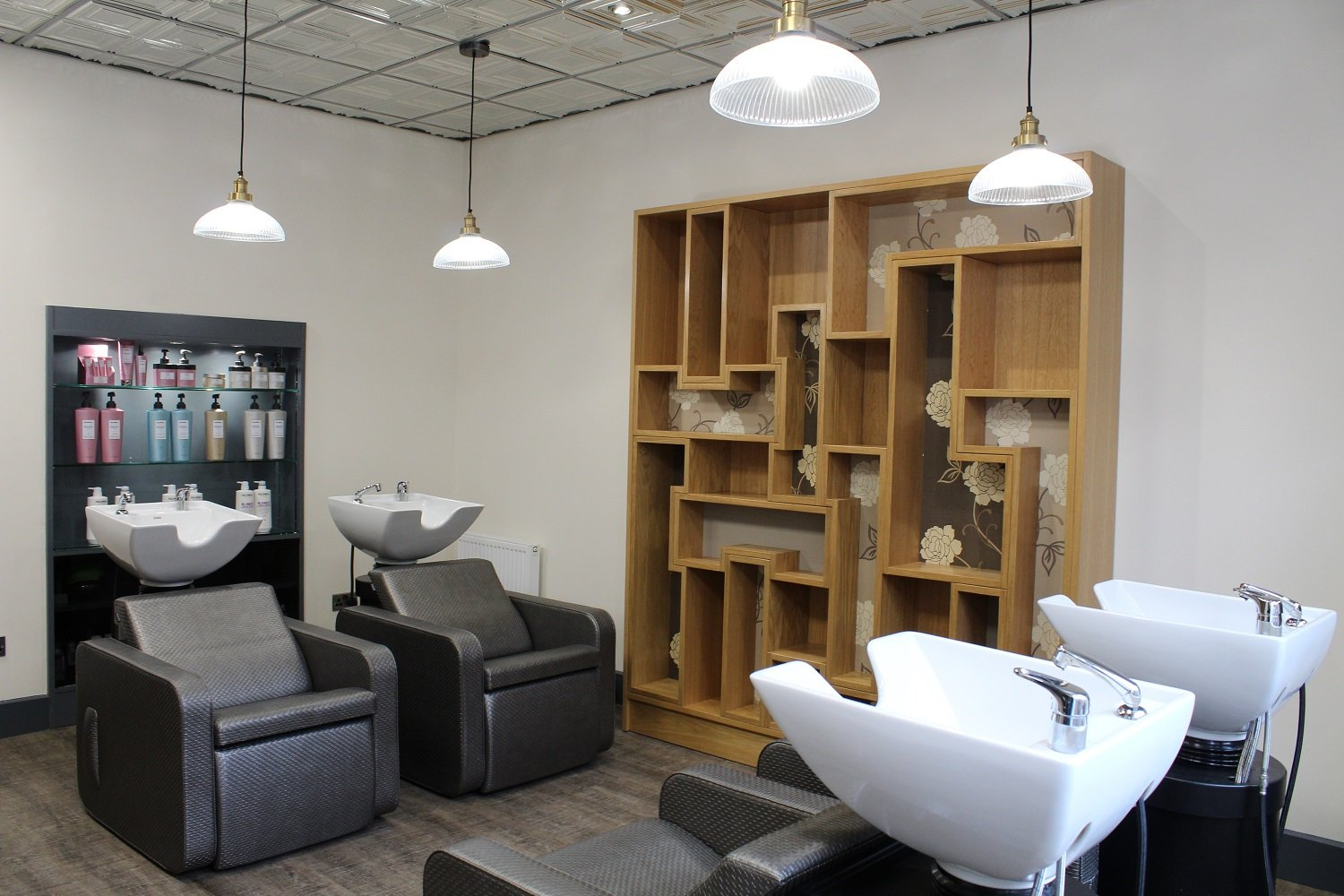 Top Hairdressers in Halifax at Anthony James Hair Salon
