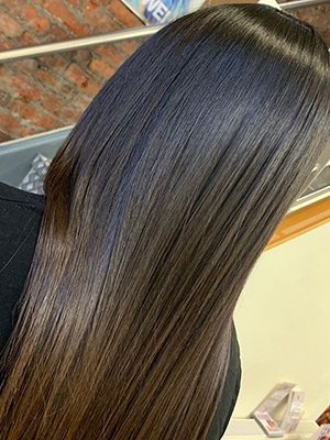 Hair Colour at Anthony James Hairdressers in Halifax