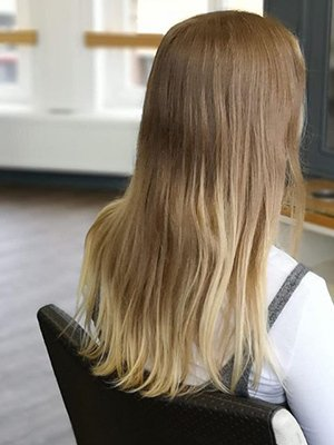 Balayage at Anthony James Hair Salon in Halifax