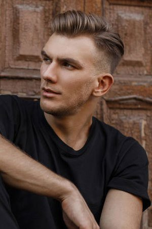 Trending men's haircuts & styles at Anthony James Hairdressers, Halifax