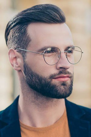 Men's haircuts & styles at Anthony James Hairdressing Salon Halifax